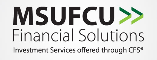MSUFCU Financial Solutions - Investment Services offered through CFS